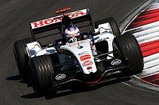 Formel 1 - B·A·R litt unter den schlechten Startplätzen