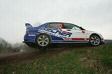 ADAC Rallye Masters - Becker will den Sieg