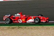 Formel 1 - Ferrari & die Rennpace - Die Siebte