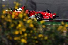 Formel 1 - Der Samstag: Drei Deutsche & ein Österreicher in der Eifel