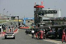 DTM Brands Hatch, Strecken-Guide: Vorsicht in der Boxengasse!