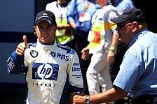 Formel 1 - Qualifying: 1. Pole Position für Nick Heidfeld
