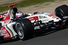 Formel 1 - Sato bekommt neuen Motor
