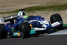 Formel 1 - Sauber vs. B·A·R - Duell der Enttäuschten