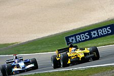 Formel 1 - Jordan vs. Minardi - Kampf gegen den Kollegen & blaue Flaggen