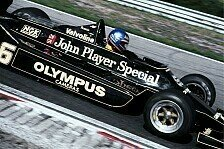 Formel 1 - Gedenken an Ronnie Peterson