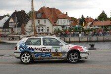 ADAC Rallye Masters - Imhoff in heimischen Sphären