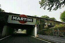 Formel 1 - Pläne für Rennen in Rom vom Tisch