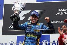Formel 1 - McLaren vs. Renault - Fernando erbte Kimis Triumph