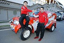 WRC - Bilder: Vorschau: Dakar Rallye 2005