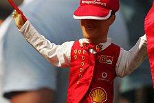Formel 1 - Der Sonntag: Drei Deutsche & ein Österreicher in der Eifel