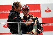Formel 1 - Berger: Soll Vettel auf der Reeperbahn feiern?