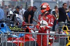 Formel 1 - Michael Schumacher: Keine Risse in der Ferrari-Familie