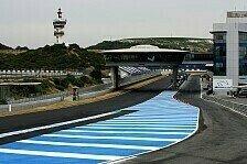 Formel 1 - Erstes Kräftemessen in Jerez