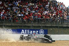 Formel 1 - Die Reifenregel: Eine absurde und vermeidbare Todesfalle?