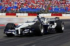 Formel 1 - Europa GP: Nur einer blieb fehlerlos
