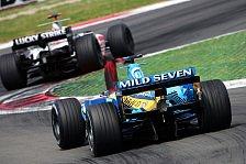 Formel 1 - Testing Time: Hier wird diese Woche getestet