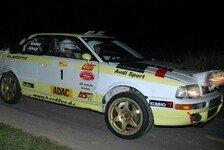 ADAC Rallye Masters - Richert wird Favoritenrolle gerecht
