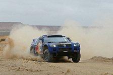 WRC - Orient Rallye, Etappe 3: Schlessers Vorsprung schmilzt