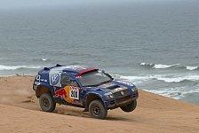 WRC - Tabellenführer VW tritt mit zwei Autos im Orient an