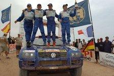 WRC - Bilder: Rallye Marokko