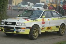 ADAC Rallye Masters - Richert entzaubert