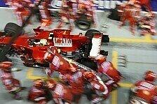 Formel 1: Die kuriosesten Boxenunfälle der Geschichte