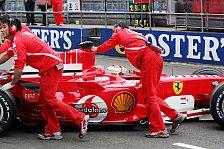 Formel 1 - Testing Time, Tag 2: Ferrari in Monza & Fiorano