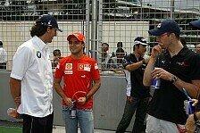 Formel 1 2018: Wird es Kubica? Massa kennt schon Nachfolger