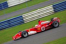 Formel 1 - Testing Time, Tag 3: Badoer beendet Monza-Test