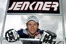 MotoGP - Steve Jenkner erlitt Schlüsselbeinbruch