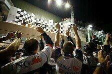 Formel 1 - Bilder: Singapur GP - Sonntag