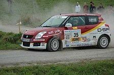ADAC Rallye Masters - Junge Wilde hetzen über die Pisten