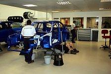 WRC - Bilder: Zu Besuch in der Prodrive Fabrik