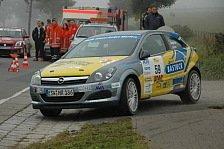 ADAC Rallye Masters - Sekundenhatz in Osterode