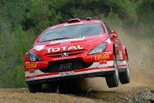 WRC - Türkei-Shakedown: Bestzeit für Grönholm