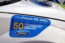 WRC - Ford: Wir sind an Loeb interessiert