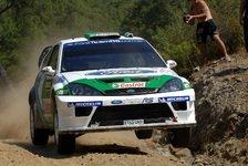 WRC - Ford: Entscheidende drei Rallyes für die Fahrer