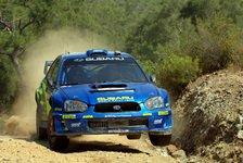 WRC - Subaru: Mehr Risiko