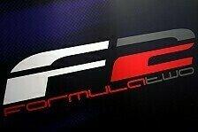 Formel 2 - Fahrerfeld mit Sanchez komplett