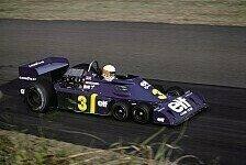 Formel 1 - Derek Gardner im Alter von 79 Jahren verstorben