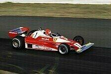 Formel 1 - 40. Jahrestag von Laudas Nordschleifen-Unfall