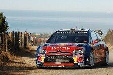 WRC - Turbulenter 1. Tag bei Rallye Korsika