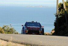 WRC - 2. Tag Rallye Korsika