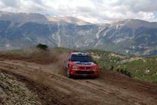 WRC - Mitsubishi: Überraschungsmann Gigi Galli