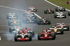 Formel 1 - Alonso gewinnt Japan-Thriller