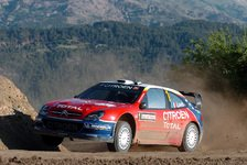 WRC - Türkei Tag 1: Loeb in gewohnter Manier