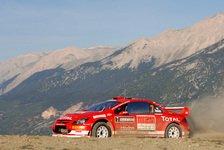 WRC - Peugeot: Grönholm will Platz zwei