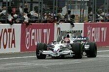 Formel 1 - Kubica hofft auf seine Chance