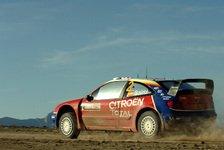 WRC - Toller Start für Loeb und Sainz